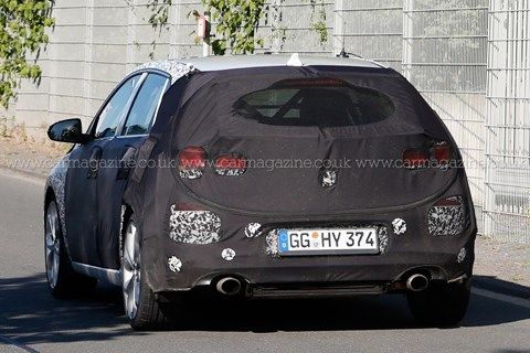 2017 Hyundai i30 N Series spy shots