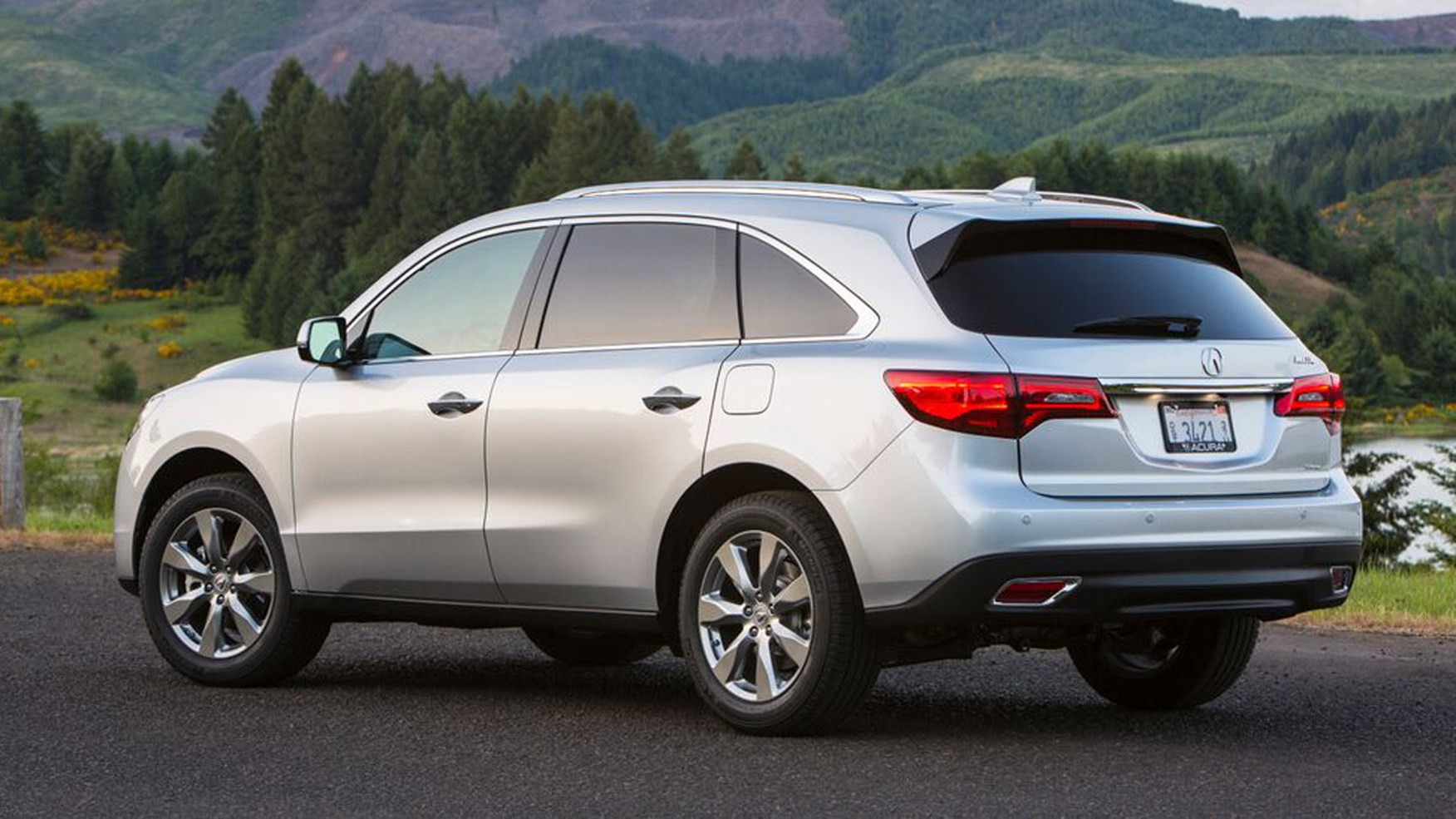 Acura Mdx Sh Awd 2015 Review By Car Magazine