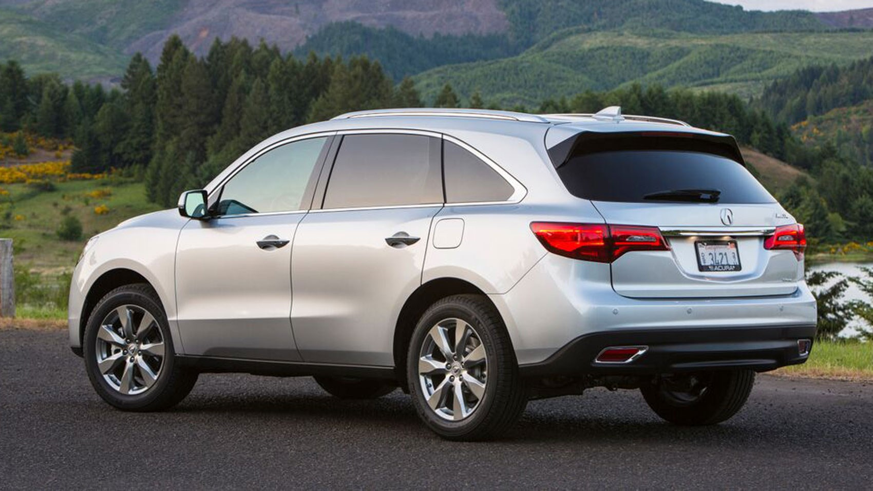 2012 Honda Crv For Sale >> Acura MDX SH-AWD (2015) review | CAR Magazine