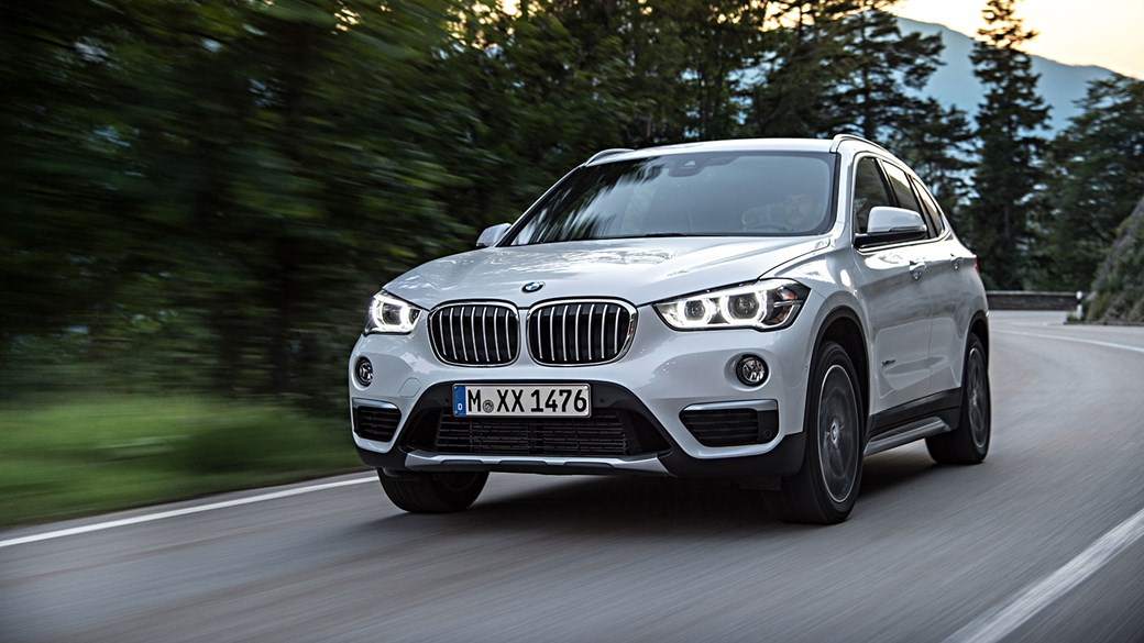 BMWs X1 Is Back And This Time Its Actually A Decent Car