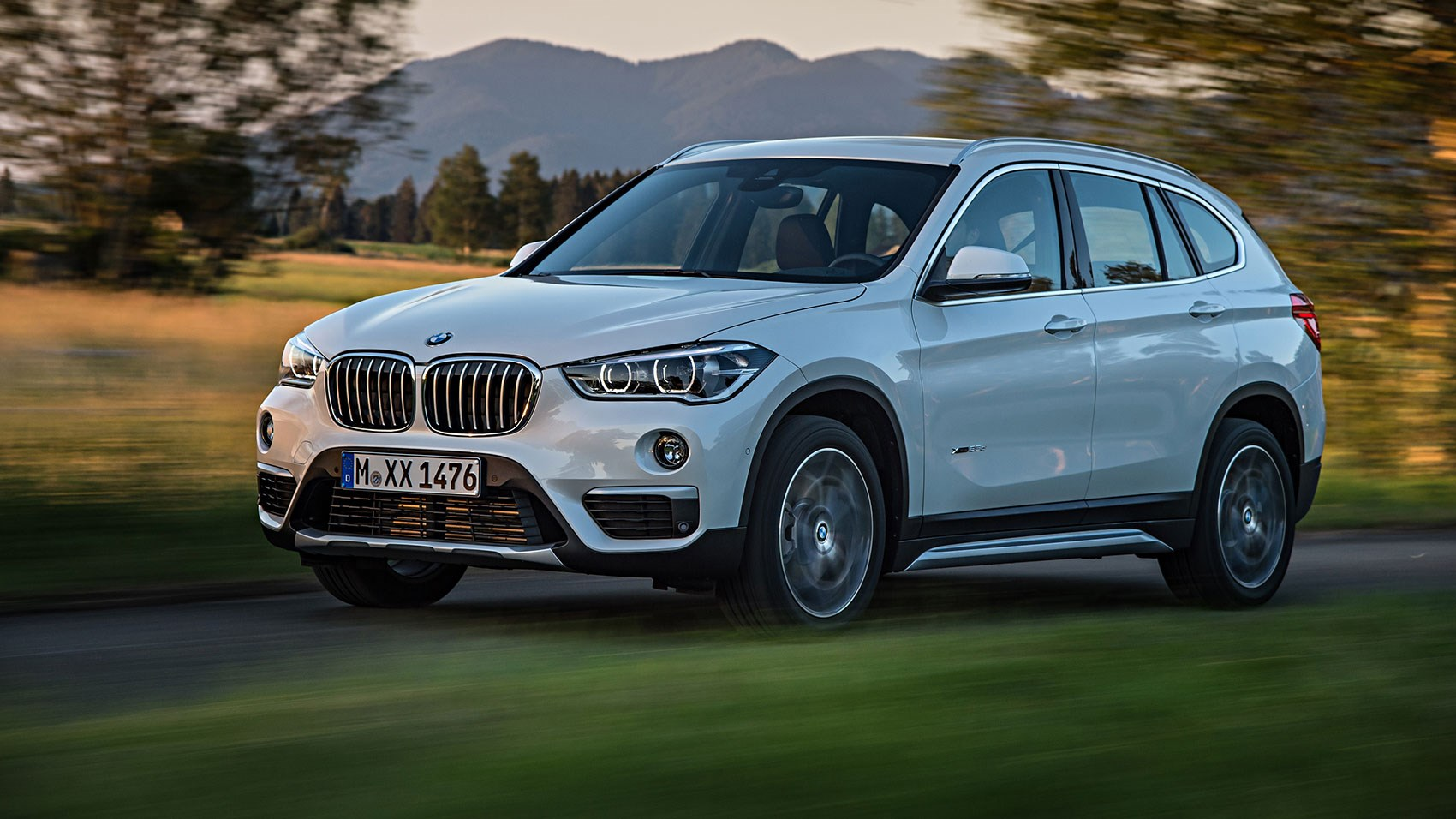 Bmw X1 Xdrive 25d 2015 Review Car Magazine