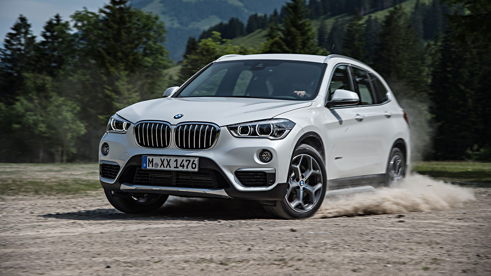 New bmw car finally he chooses bmw over his favorite scorpio car -  Bmw X1s Are Likely To See Cars With The M Sport Suspension Package Sit A Bit Lower