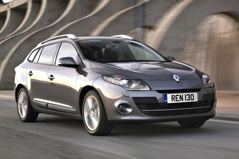 Megane wagon loses over 60% of its value
