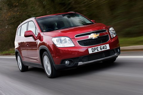 The budget car which just got cheaper, Chevy's Orlando took a hammering after a year
