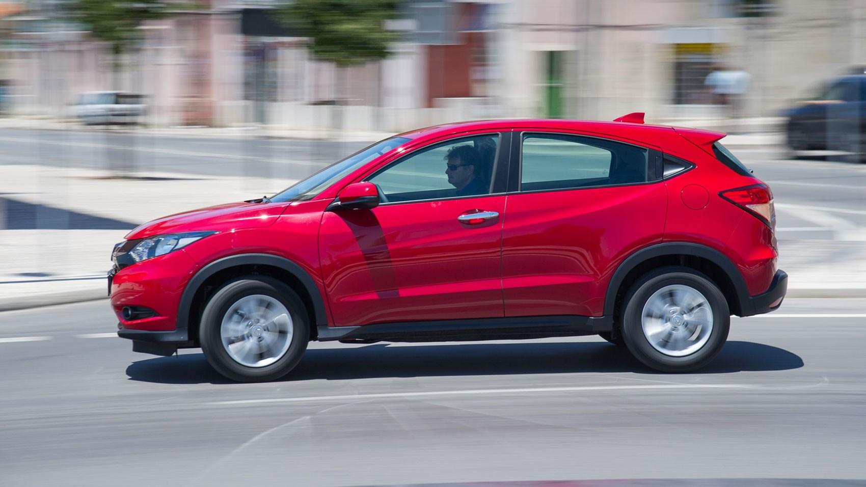 Honda HR-V 1.6 i-DTEC (2015) review | CAR Magazine