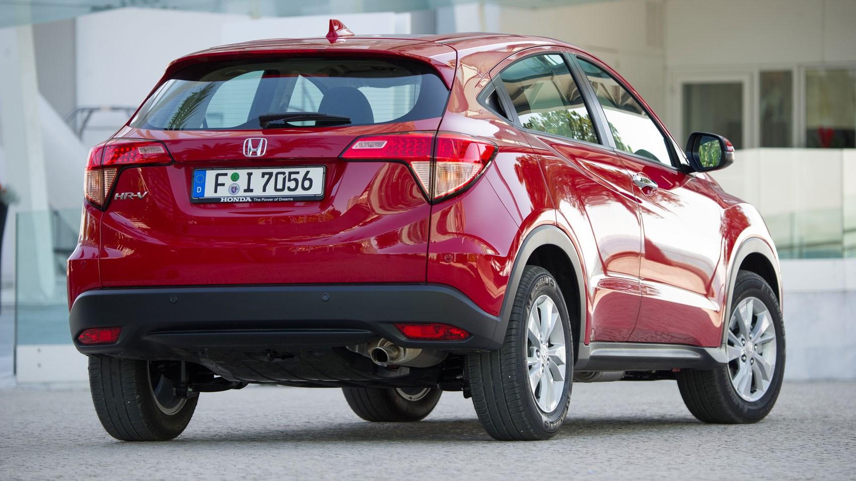 Auto Nuove Honda HR-V benzina 1.5 Elegance Navi ADAS ...