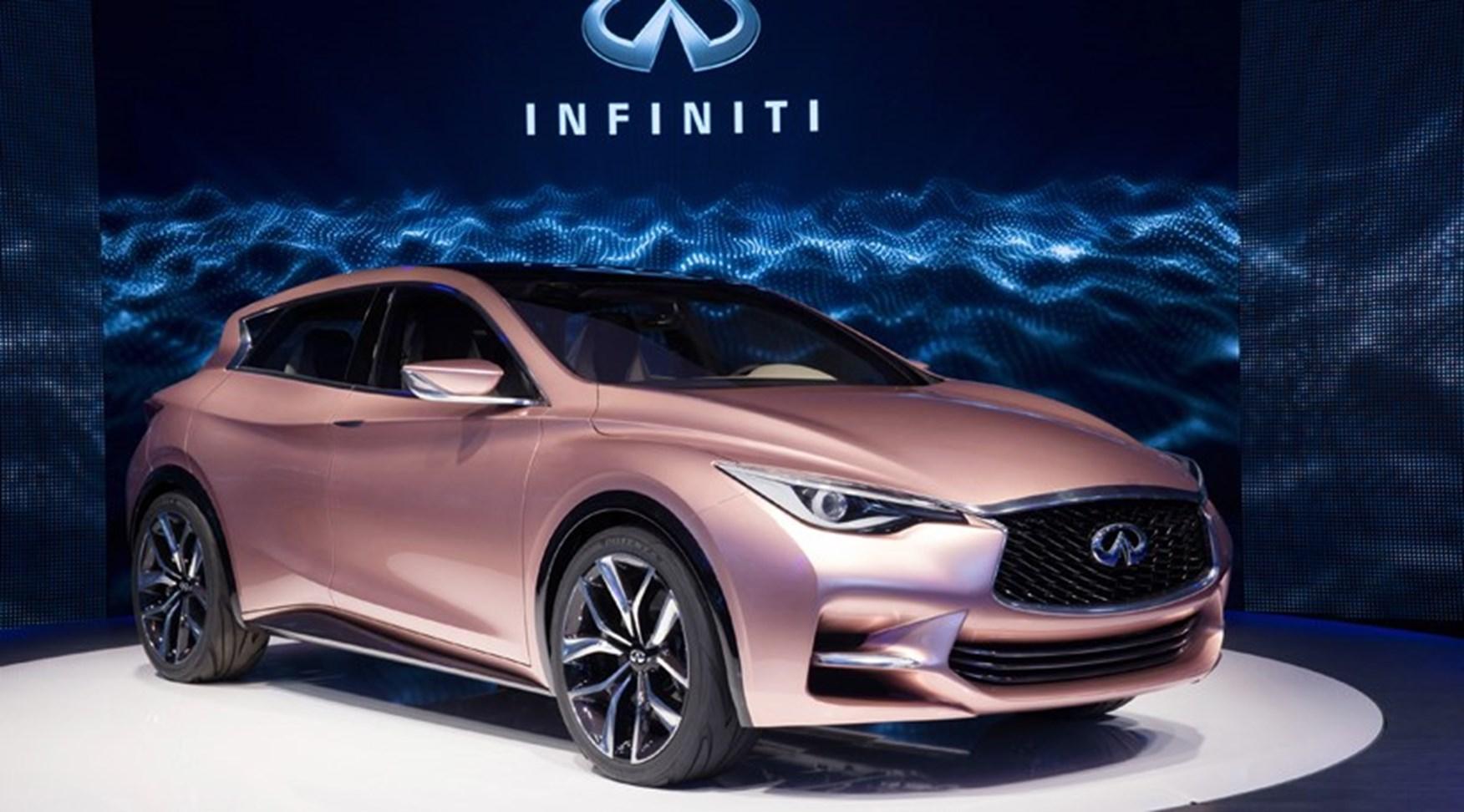 Infiniti Q30 2016 Production Car Revealed By Car Magazine