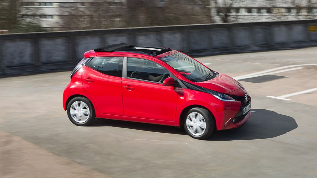 Toyota Aygo X Pression X Wave 2015 Review Car Magazine