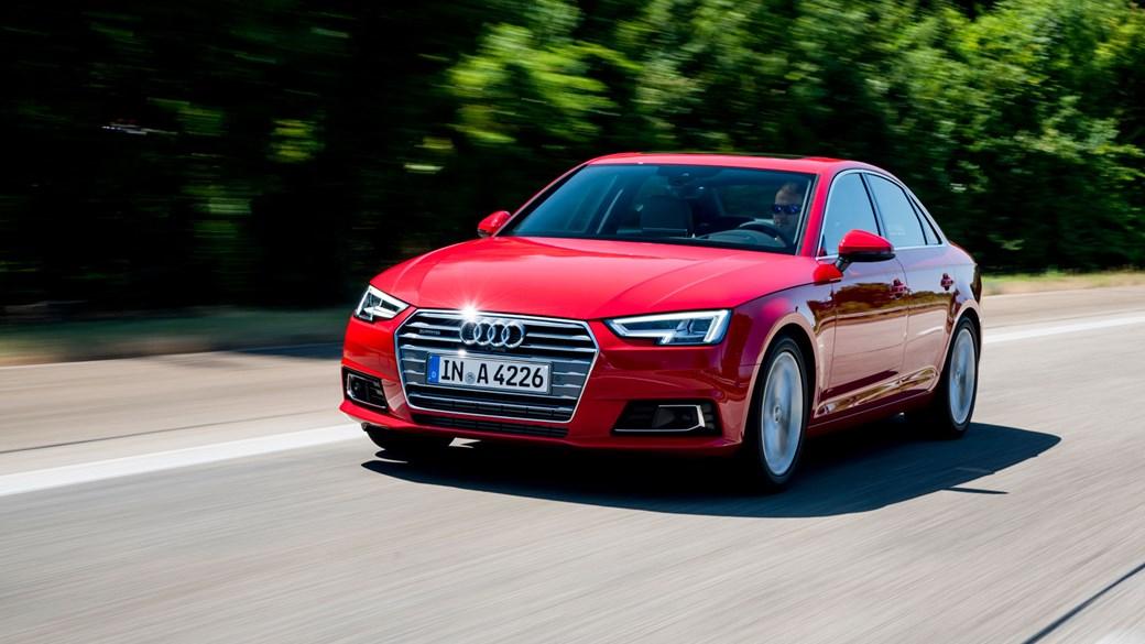 Audi a4 review 2015