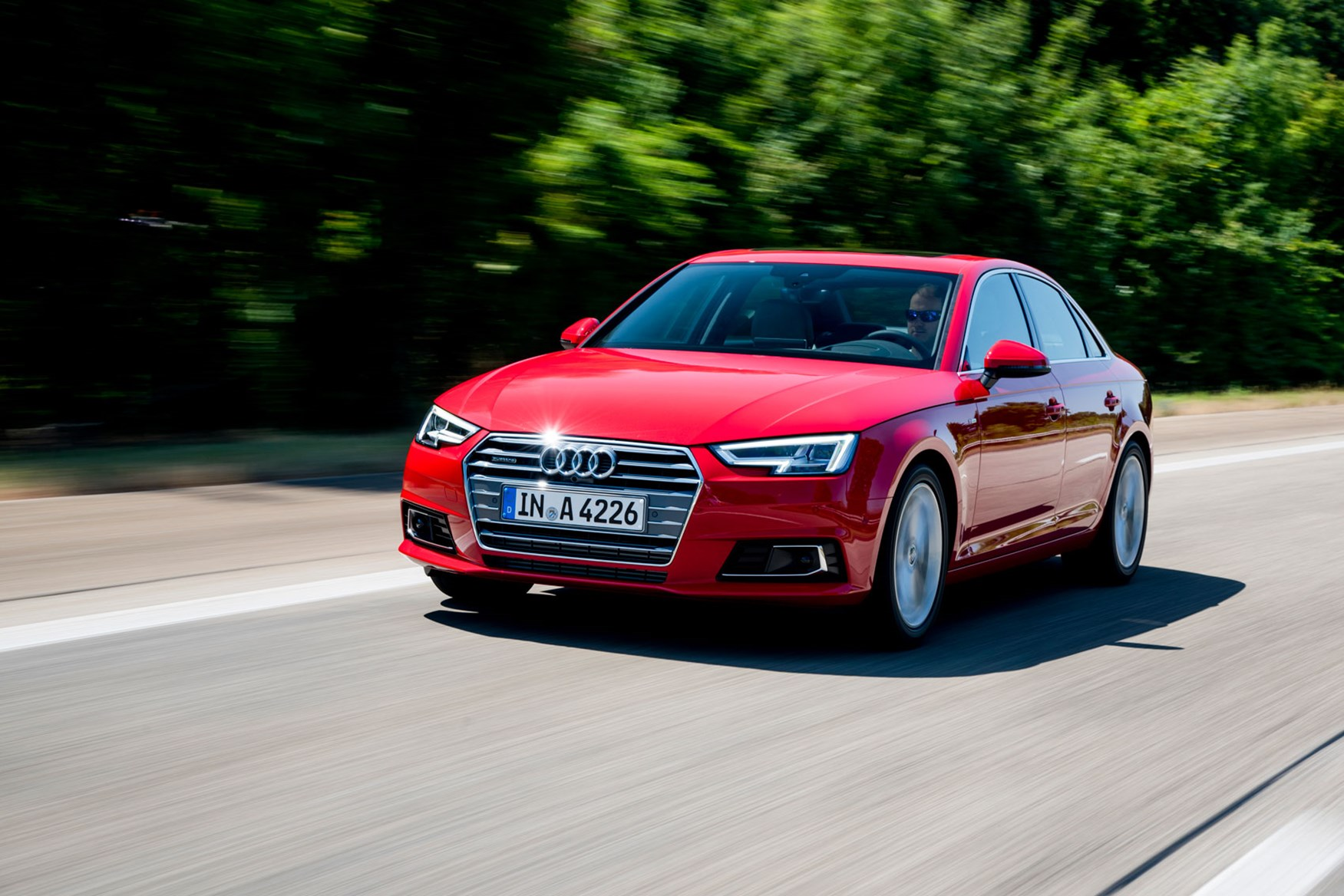 Audi A4 2016 Prototype Review By Car Magazine