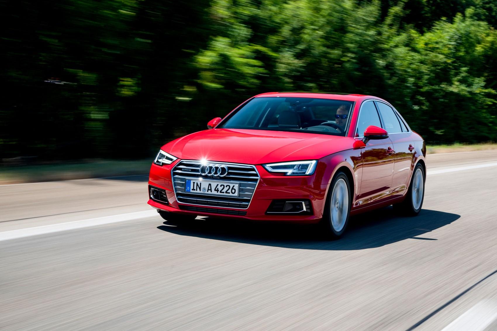 Audi A4 (2016) prototype review | CAR Magazine