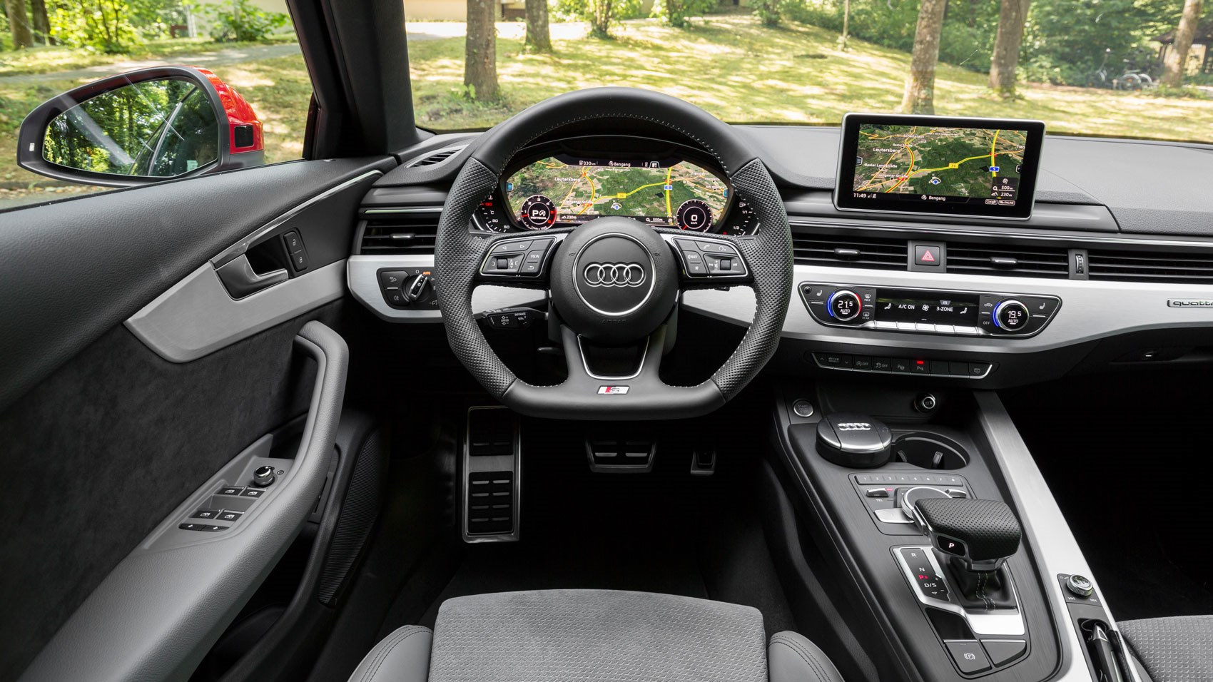 Audi A4 2016 Prototype Review Car Magazine