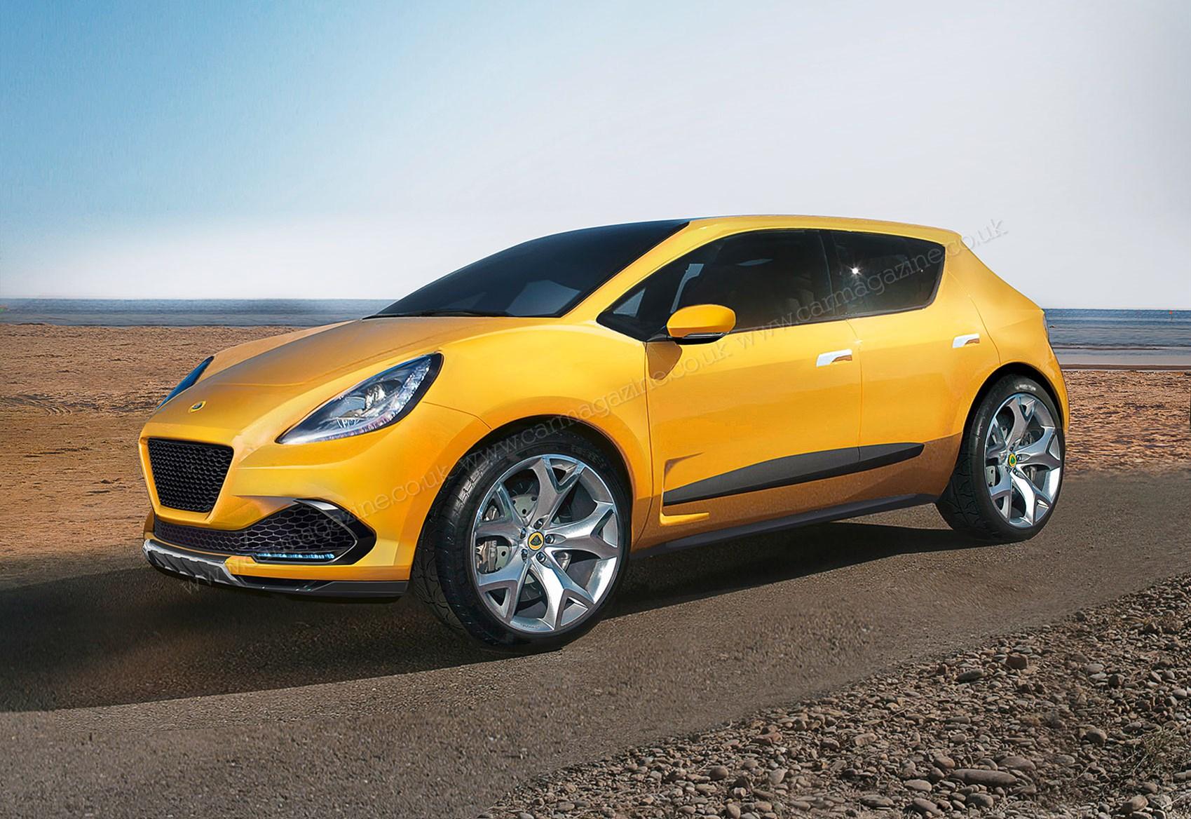 Lotus SUV revealed: Hethel plans lightweight 4x4 for 2020 ...