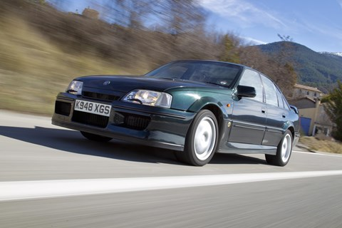 Lotus Carlton: set the template for the modern super saloon