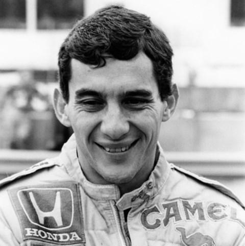 Ayrton Senna: the legend