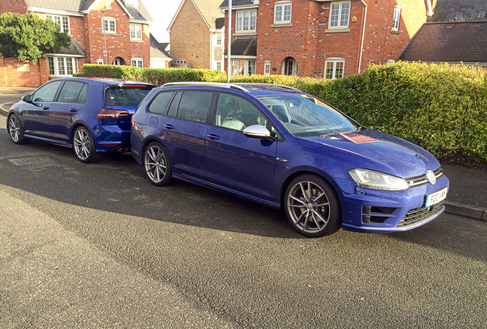 Vw Golf R As Estate Or Hatchback Ben Barry Decides