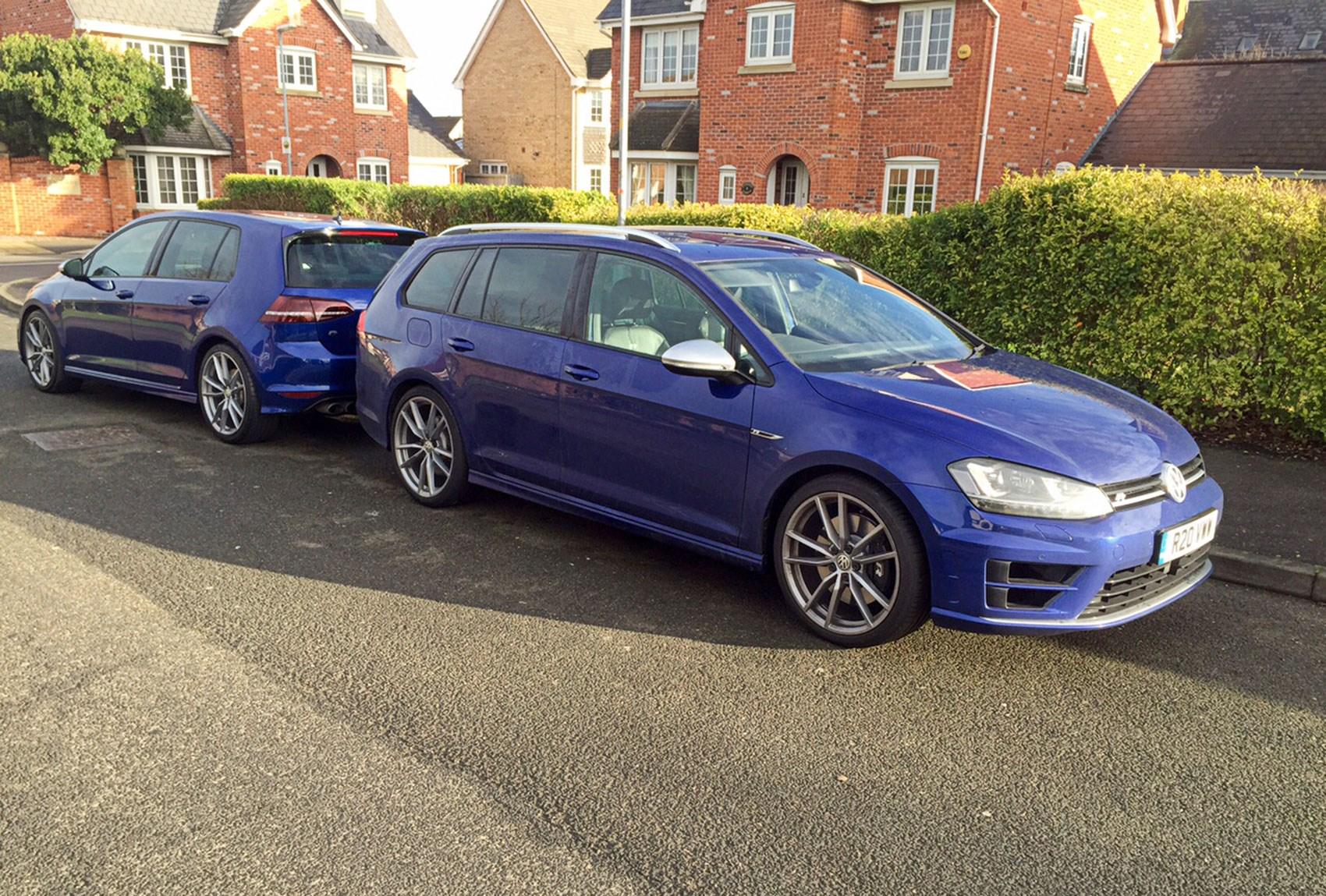 Vw golf r mk6 cars one love - Vw Golf R As Estate Or Hatchback Ben Barry Decides