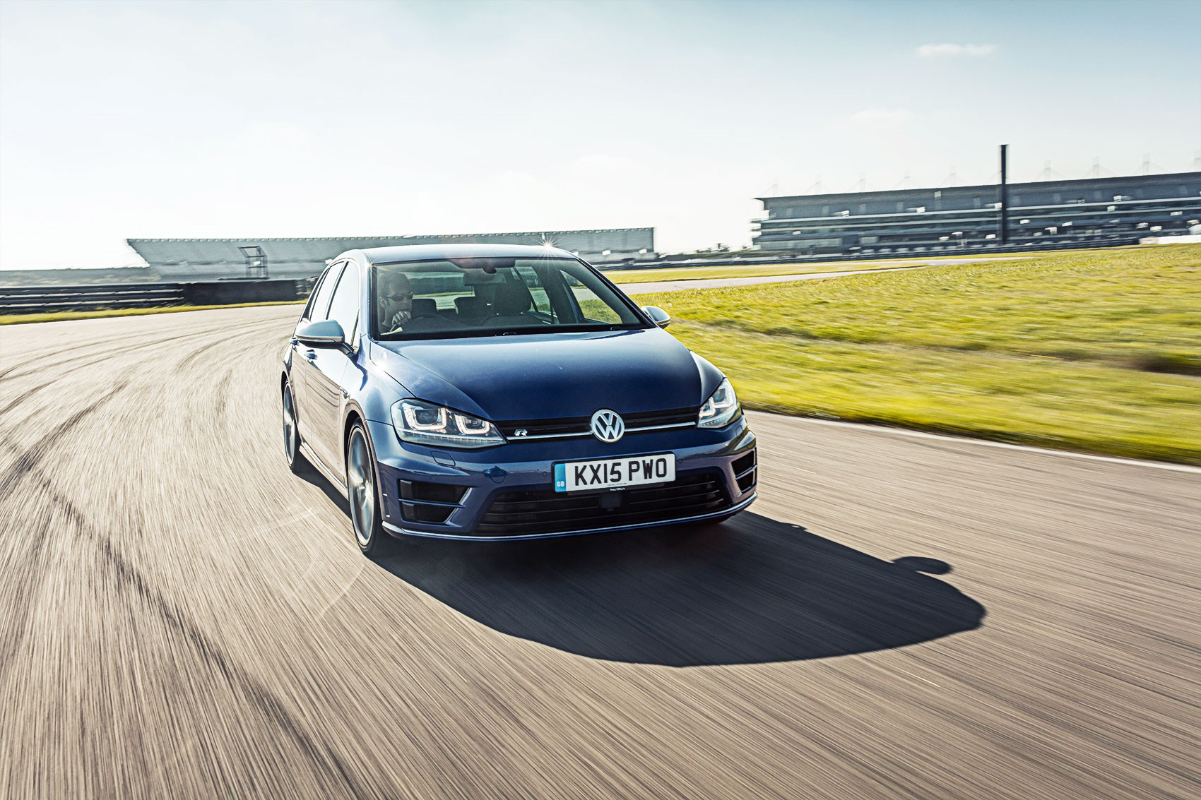 Vw golf r mk6 cars one love -  Brakes A Smoking And Damping Could Be Tighter Golf R On Track