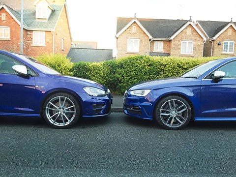 VW Golf R or Audi S3?