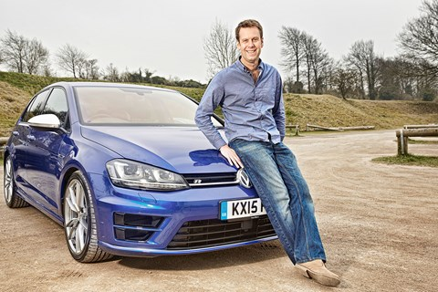 CAR magazine's long-term VW Golf R