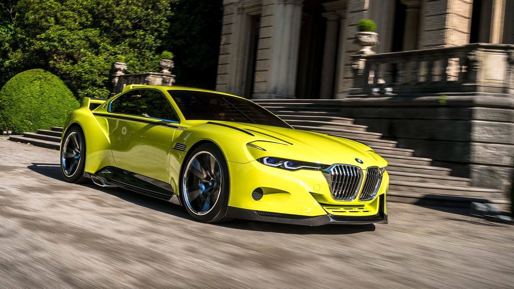 BMW 3.0 CSL Hommage (2015) review | CAR Magazine