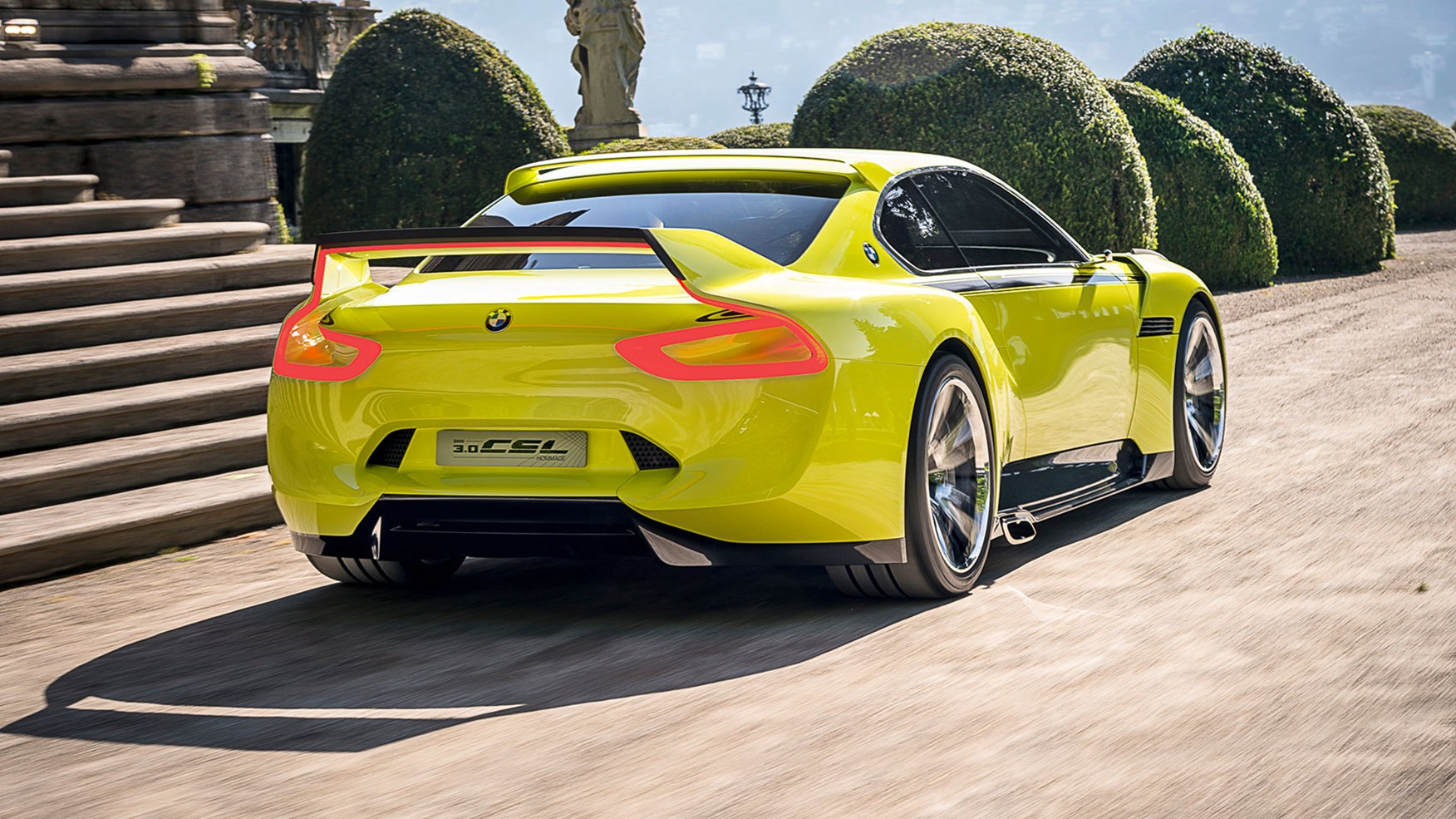 Bmw I8 Lease Deals >> BMW 3.0 CSL Hommage (2015) review by CAR Magazine