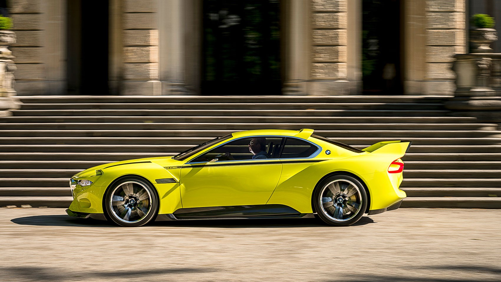 BMW 4 Series Lease >> BMW 3.0 CSL Hommage (2015) review by CAR Magazine