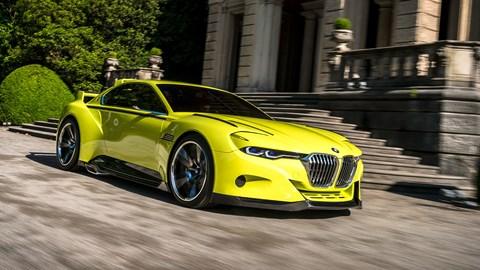 BMW 3 0 CSL Hommage (2015) review | CAR Magazine