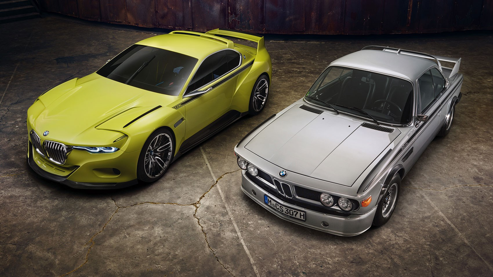 Bmw 3 0 csl hommage 2015 review by car magazine