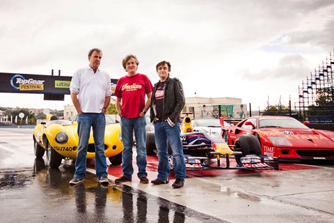 clarkson hammond may sign for amazon prime video the world reacts car magazine. Black Bedroom Furniture Sets. Home Design Ideas