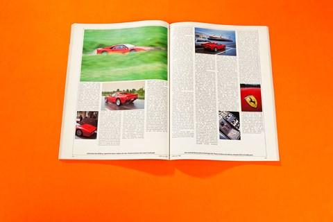 Collecting a Ferrari 288GTO from Maranello