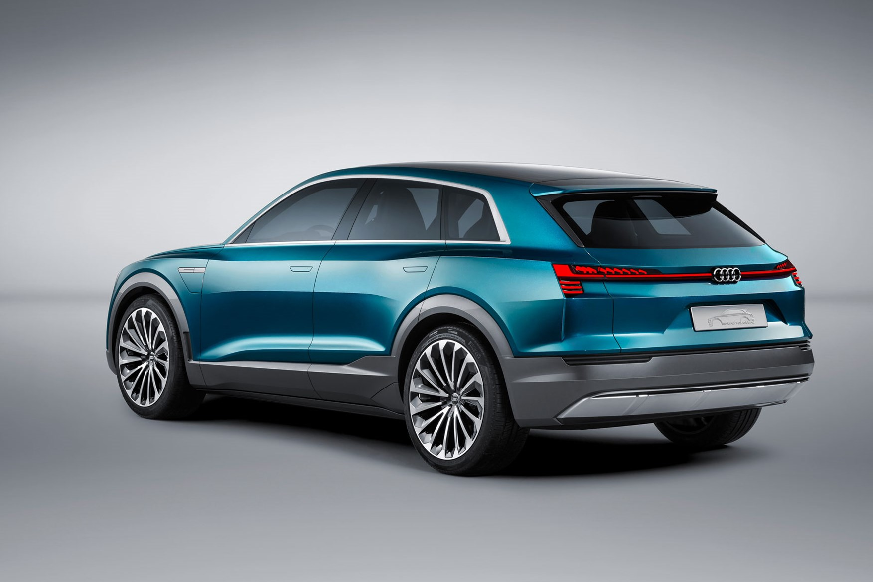Audi E-tron SUV: Tesla-style Q6 crossover bows in Frankfurt by CAR Magazine