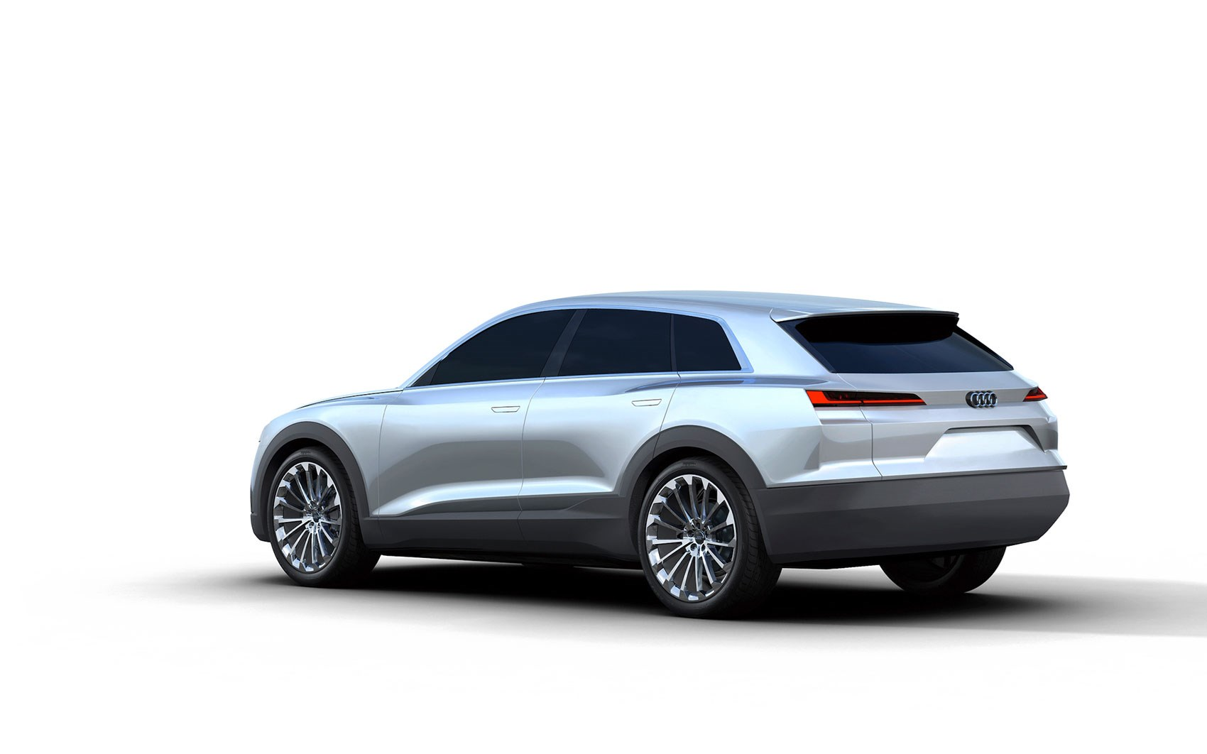 2018 audi electric suv. simple audi audi q6 etron we now know the concept will feature at frankfurt  2015 and 2018 audi electric suv