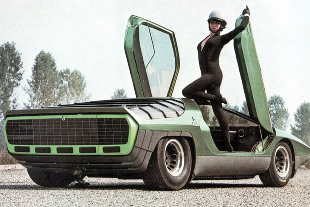 The CAR Top 10: weird car door designs by CAR Magazine