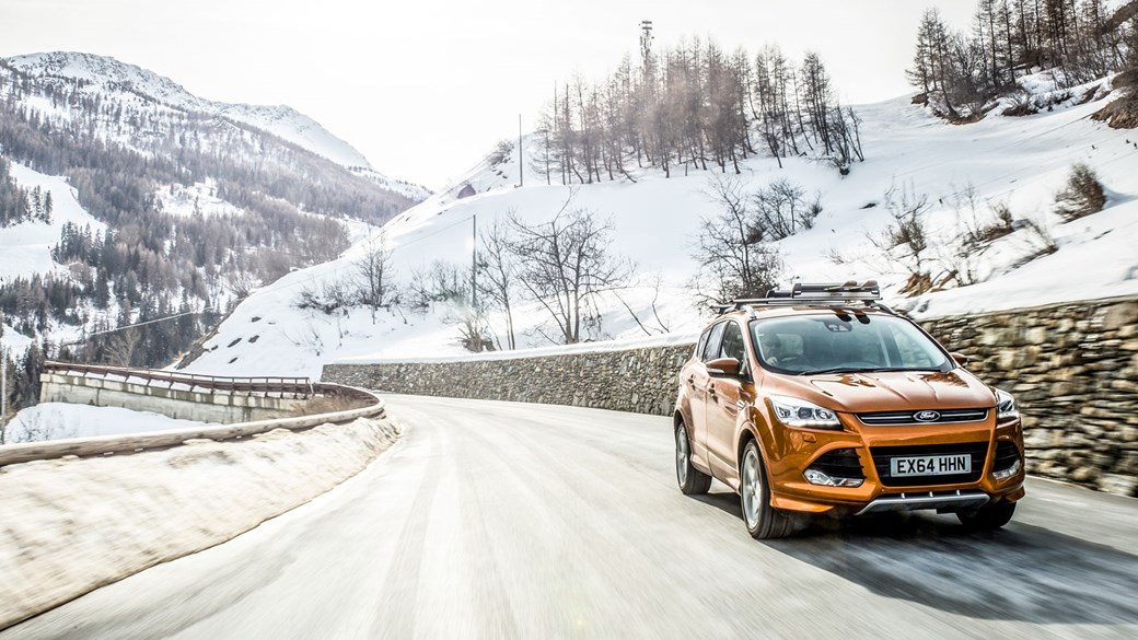 We Test Latest Ford Kuga   Ecoboost