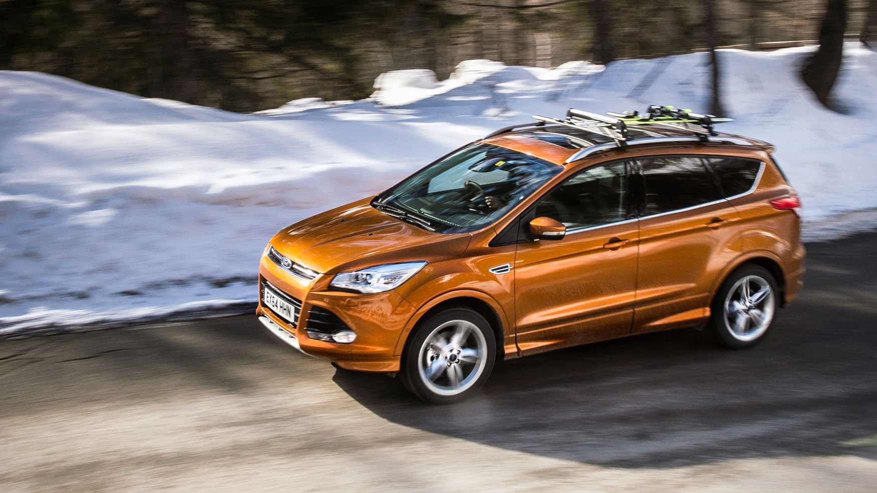 Image Result For Ford Kuga Titanium X Review