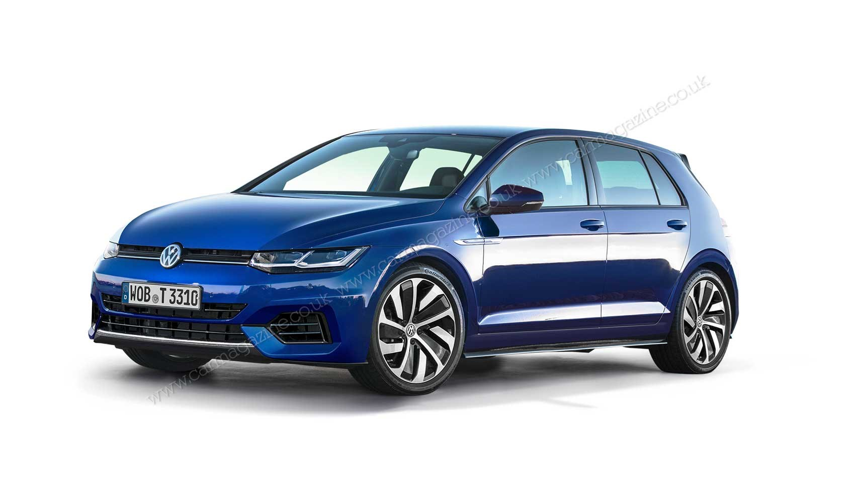 New VW Golf Mk8: next hatchback nears production | CAR Magazine