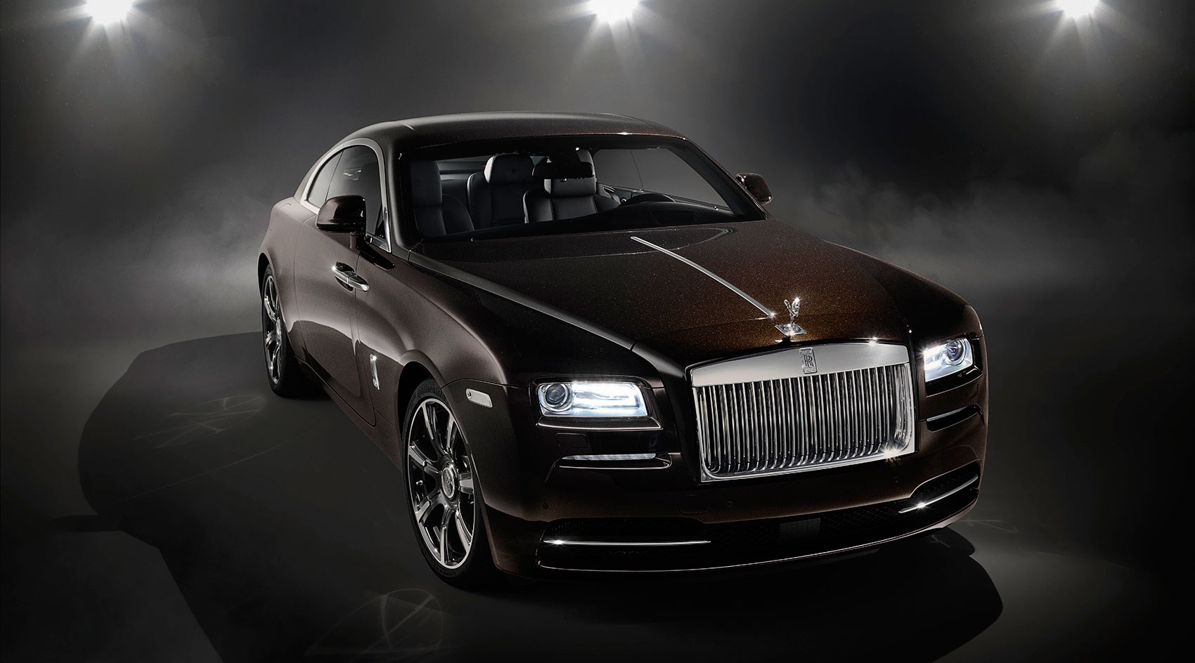 Rolls royce wraith inspired by music a concert hall on - Keith moon rolls royce swimming pool ...