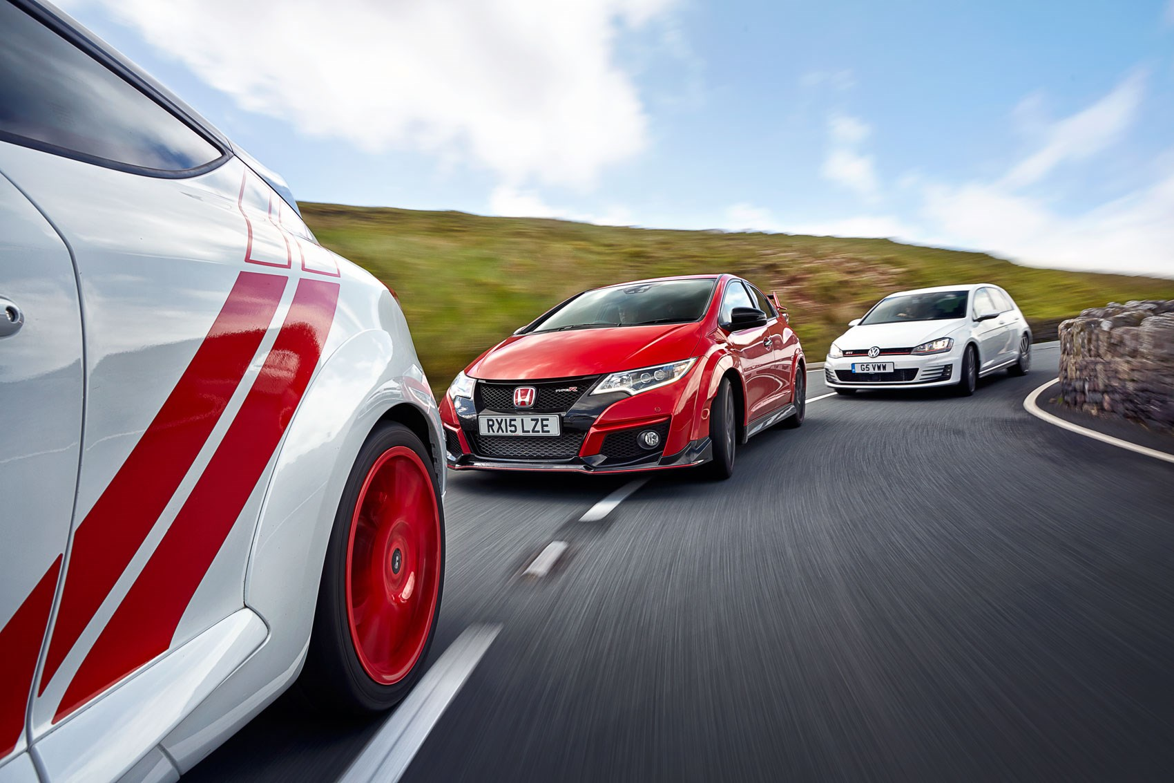 Genial A Civic Sandwich: Megane Trophy R Leads Honda, ...