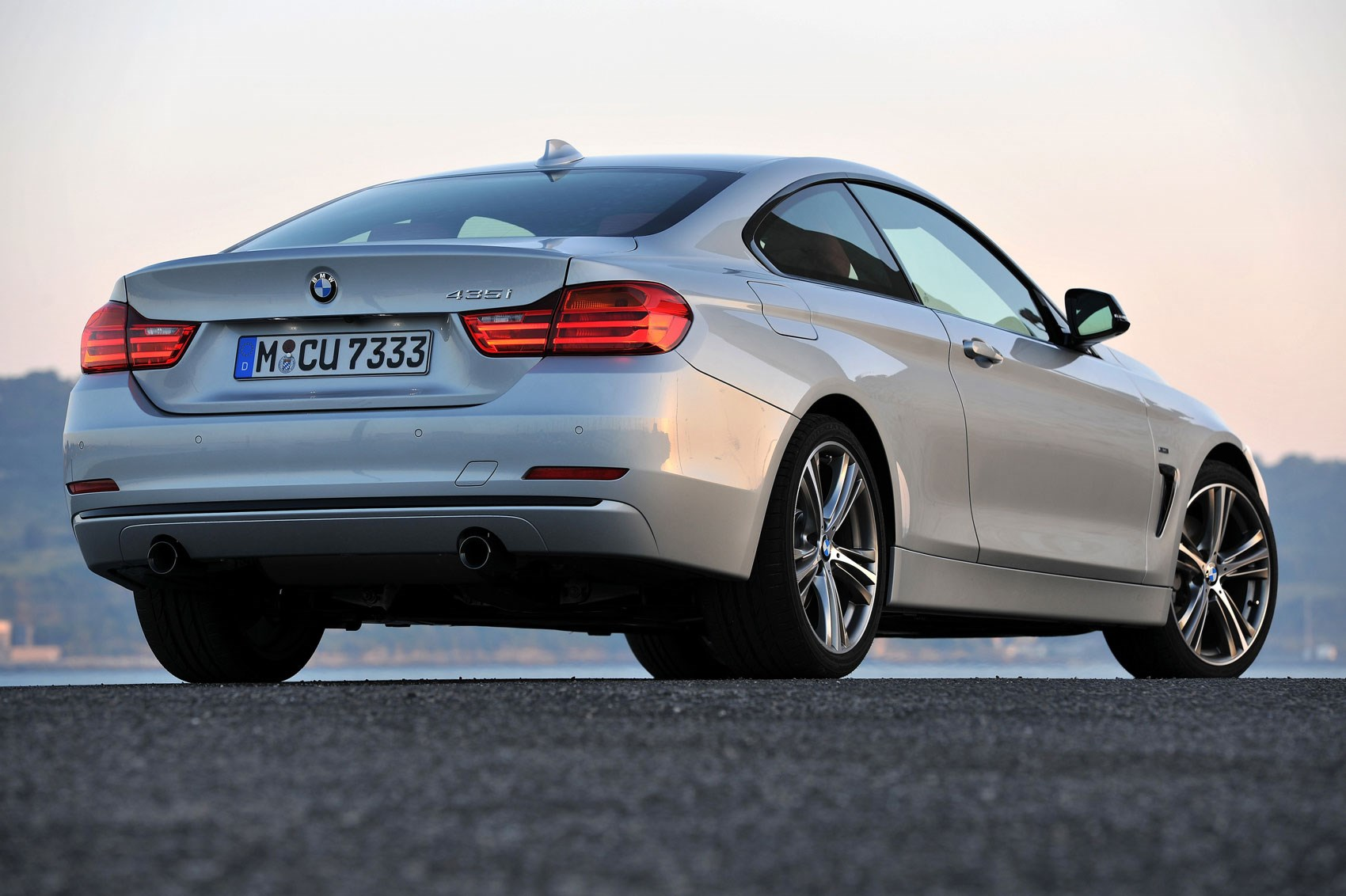 BMW 4series by CAR Magazine