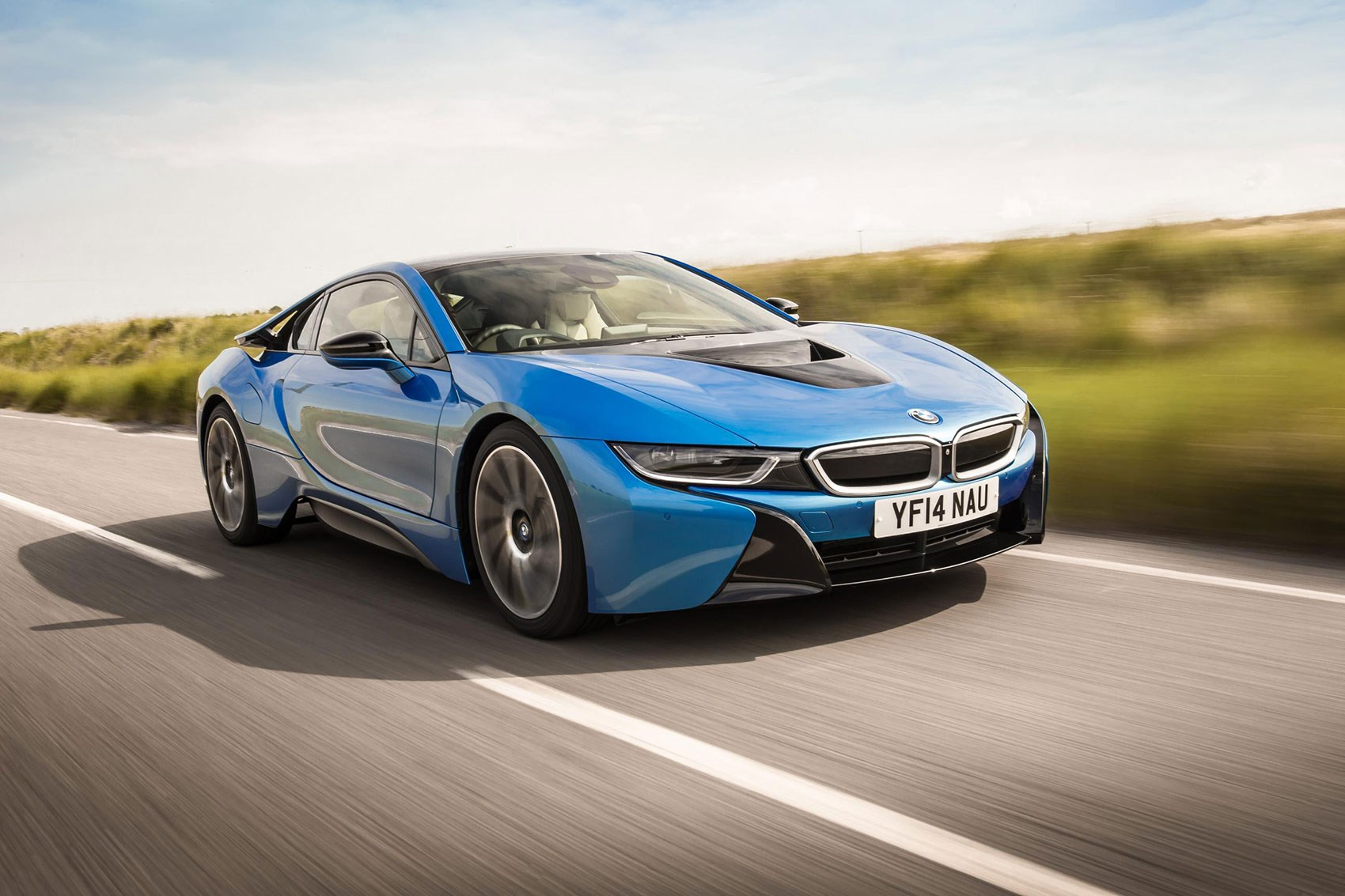 Bmw I8 Car Magazine