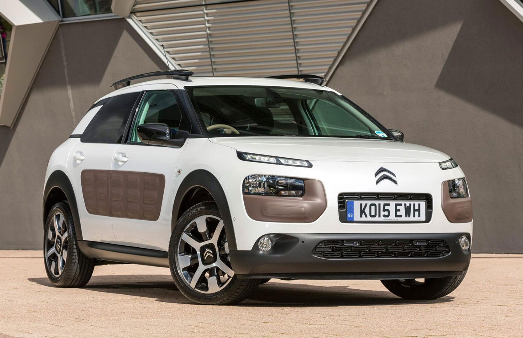 citroen c4 cactus by car magazine. Black Bedroom Furniture Sets. Home Design Ideas