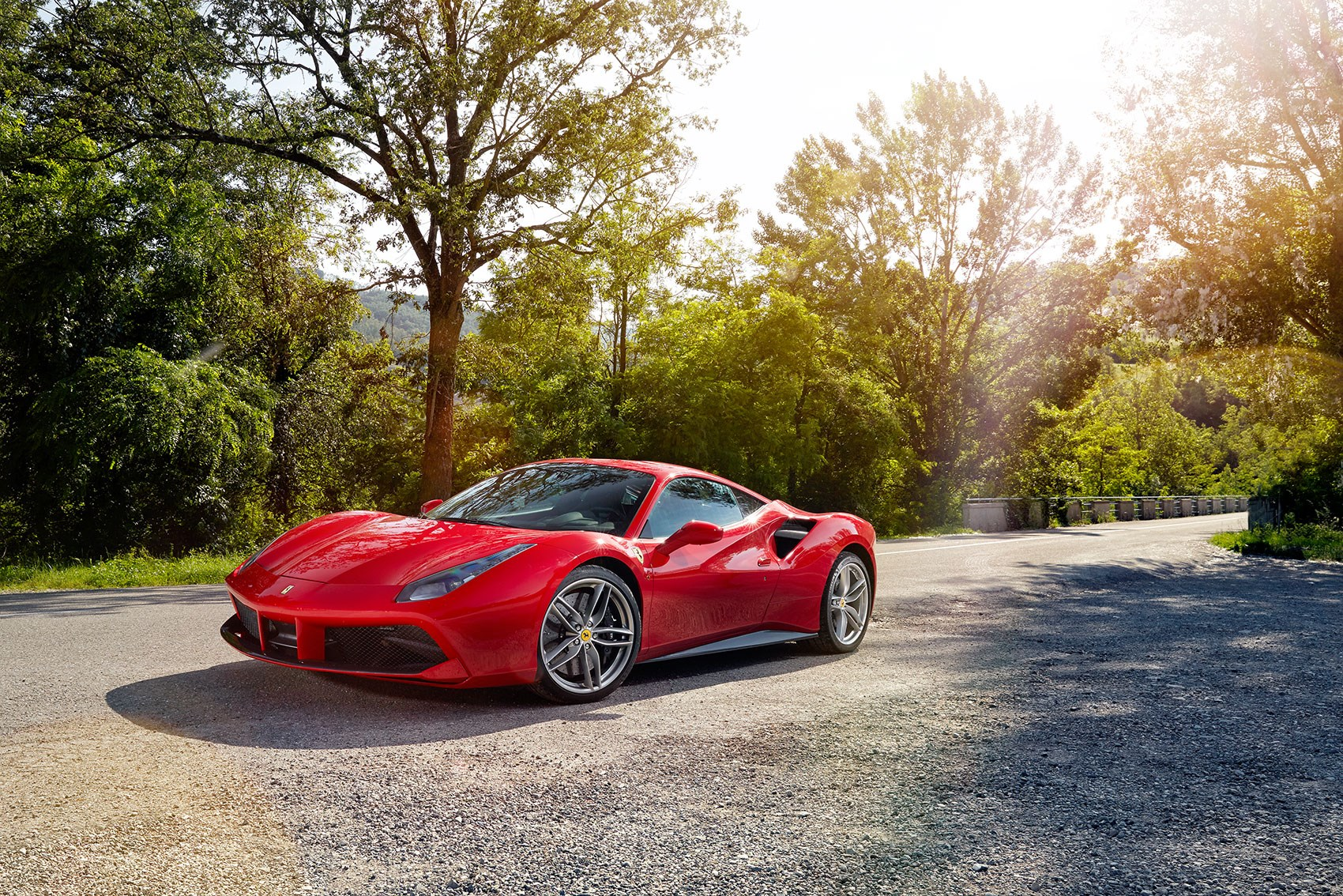 Ferrari 488 Gtb Car Magazine