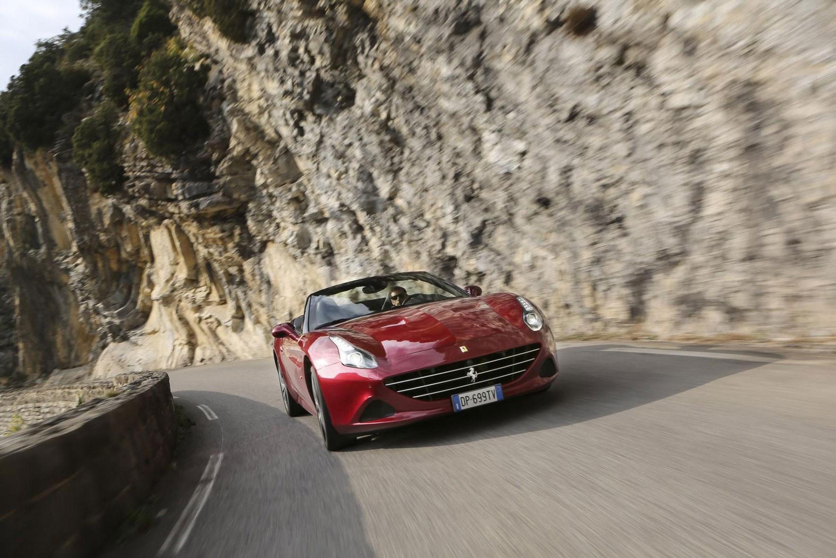 ferrari-california Extraordinary Ferrari Mondial 3.4 T Review Cars Trend