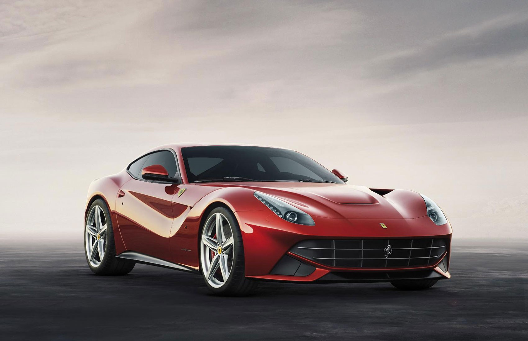 Ferrari F12 Car Magazine