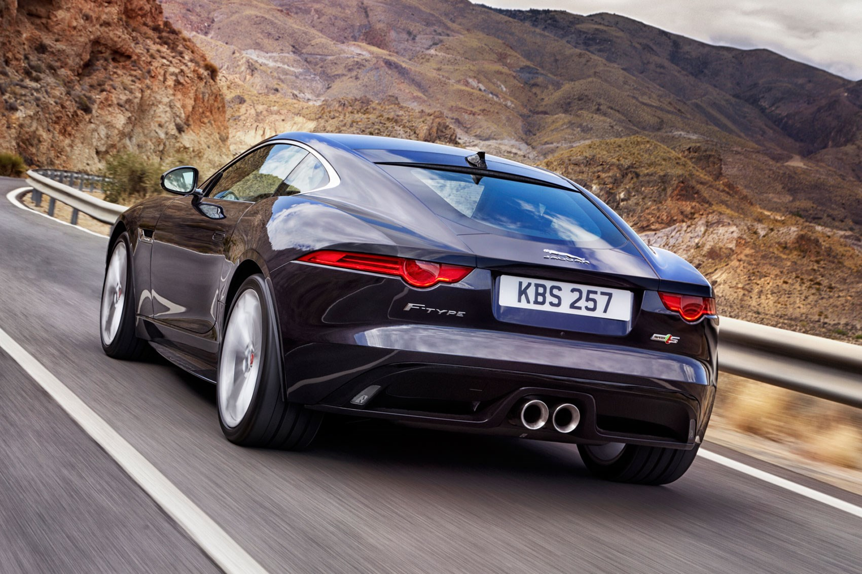Jaguar F Type Coupe >> Jaguar F Type Car Magazine