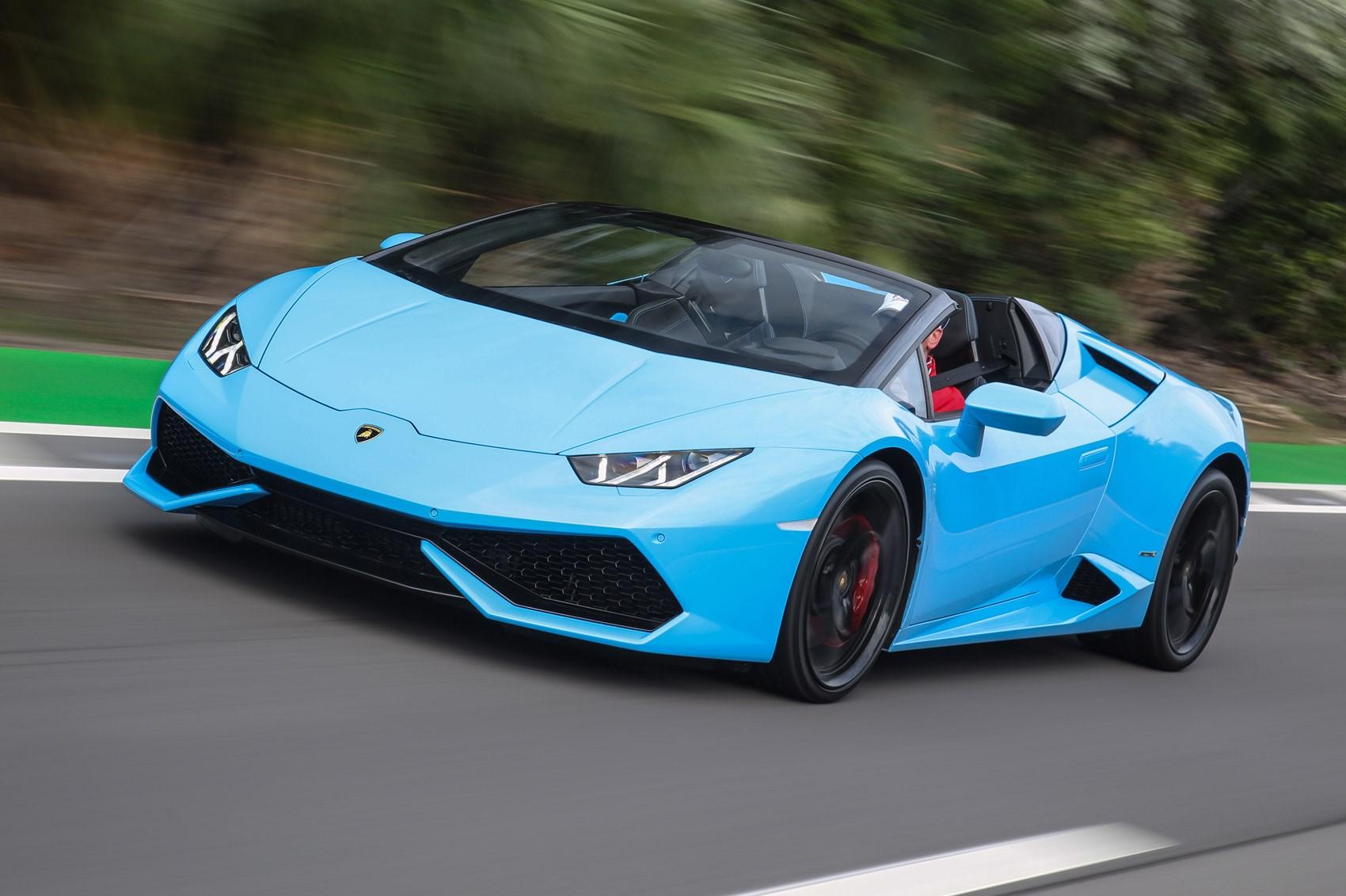 Lamborghini Huracan By Car Magazine