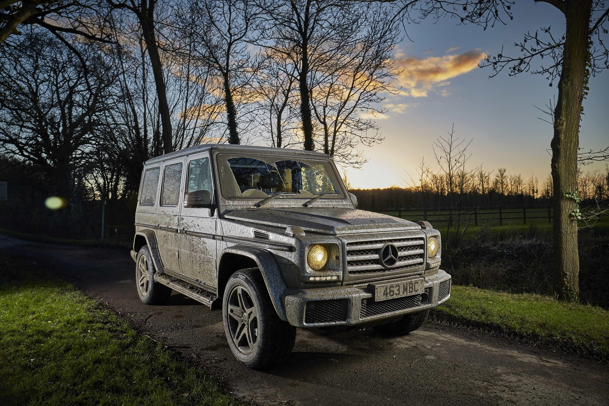 mercedes g class by car magazine. Black Bedroom Furniture Sets. Home Design Ideas