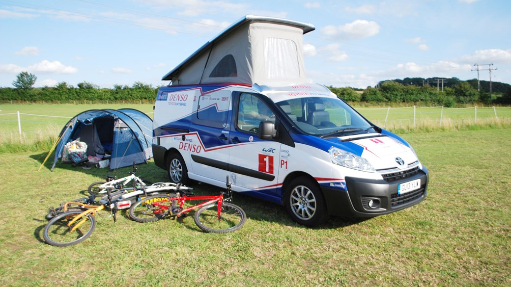 The Toyota Proace PRO40 Camper Conversion On Test