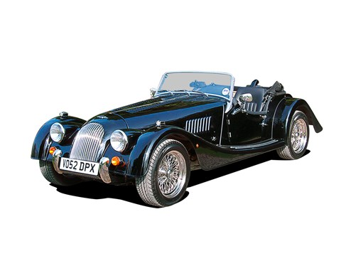 Morgan Plus 8 features on Jean-Marc's 5 must-drive Brits